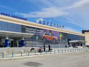 В Челябинске работники аэропорта требуют поднять зарплаты