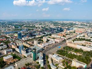 Челябинские тротуары реконструируют по московскому образцу