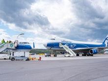 Красноярский аэропорт превратят в грузовой хаб