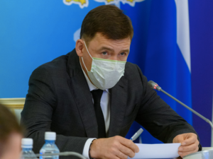 Евгений Куйвашев: «Документ, который разрешит работу ресторанов, ТРЦ и магазинов, готов»
