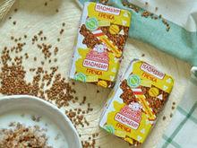 Гречневый пломбир выпускает в продажу одна из новосибирских фабрик мороженого