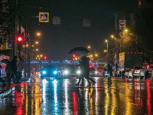 Красноярск ждут дождливые выходные и заморозки