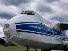 Пострадавший от удара молнии «Руслан» ремонтируют в Красноярске