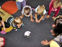 Частным детсадам Красноярска разрешили открыть дежурные группы