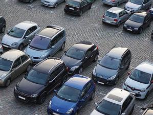 Заработала платная парковка на Красном проспекте в Новосибирске