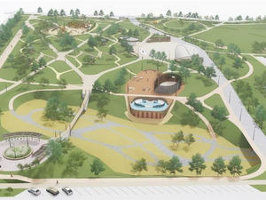 «Путинский» сквер в Солнечном построят за 36 миллионов рублей