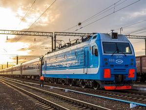 На Южном Урале рухнул пассажиропоток в поездах