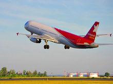 Первые летние рейсы в Крым запустили из красноярского аэропорта