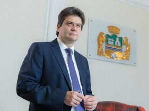 Александр Высокинский отчитался о доходах. Сколько заработал мэр?