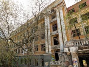 Алтушкин и Козицын предложили построить в Зеленой роще больницу за 2,5 млрд руб.