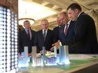 В Екатеринбурге дали старт самой главной и дорогой мегастройке ближайших лет