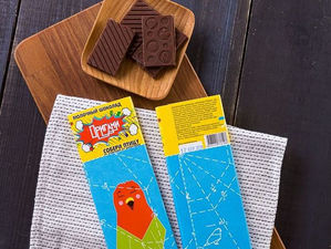 Красноярский шоколад-оригами выходит на международный рынок