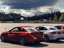 Официальные дилеры BMW в Екатеринбурге проведут контраварийный курс для автовладельцев