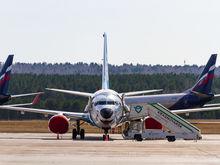 Пассажиропоток красноярского аэропрорта начал восстанавливаться