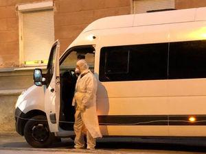 В Екатеринбурге запустили специализированное такси для людей с подозрением на COVID-19