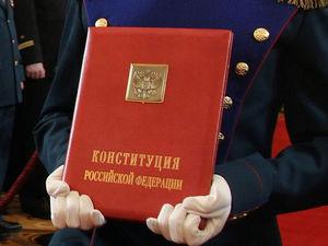 Красноярский художник нарисовал свое отношение к поправкам в Конституцию
