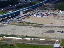Строительные работы по новой станции метро закончат уже в этом году
