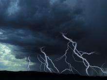 Красноярск ожидают дожди, град и шквалистый ветер