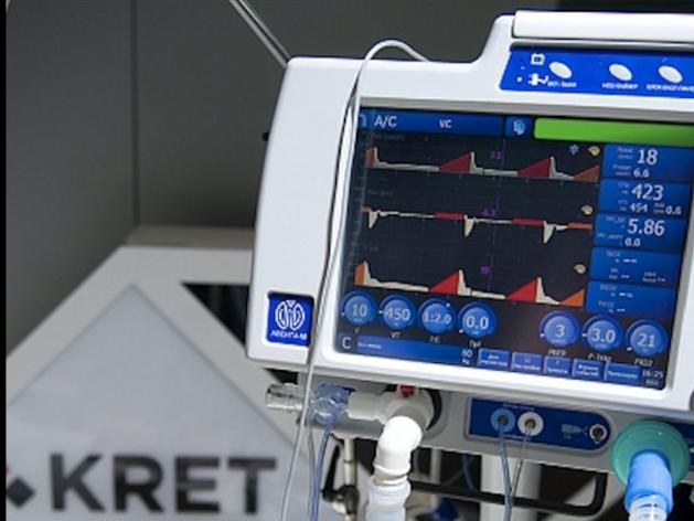 Уральский завод отзывает аппараты ИВЛ из больниц по всей России