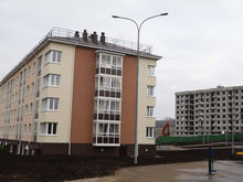 COVID-19 помешал. Работы в ЖК «Новинки Smart City» приостановились из-за пандемии