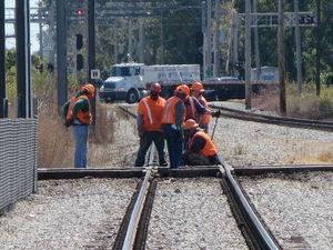 Движение поездов между Ачинском и Назарово снова остановили из-за размытых путей