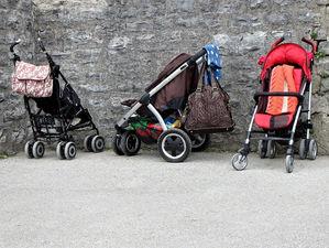 В Новосибирске из-за коронавируса подскочил спрос на детские коляски