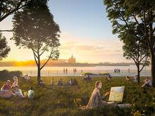 Зоны для пикника, велодорожки и фудкорты. Как преобразятся нижегородские набережные?