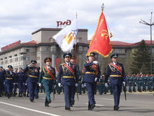 Парада не будет: в Красноярске отказались от шествия в июне