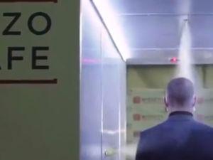 В резиденции Путина установили дезинфекционный туннель. Рассказали об этом в Пензе
