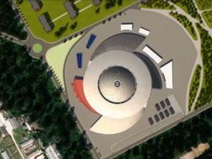 Проектировщики показали, как будет выглядеть новосибирский СКИФ