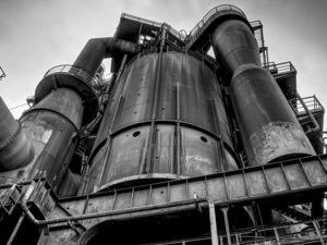 Промышленное производство в Красноярском крае с начала года сократилось