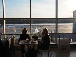 Красноярский аэропорт не будет агитировать за голосование по поправкам в Конституцию