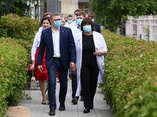 Губернатор одобрил проект по строительству хирургического корпуса в бору