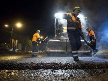 Северное шоссе в Красноярске перекроют до конца лета