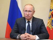 «Я для себя еще ничего не решил». Путин допустил выдвижение на новый президентский срок