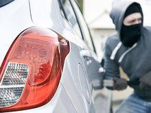 Красноярск занимает третье место по угонам авто в России