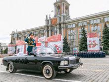 Сергей Безруков на VIP-трибуне и 2 тыс. военных. Как прошел парад Победы в Екатеринбурге