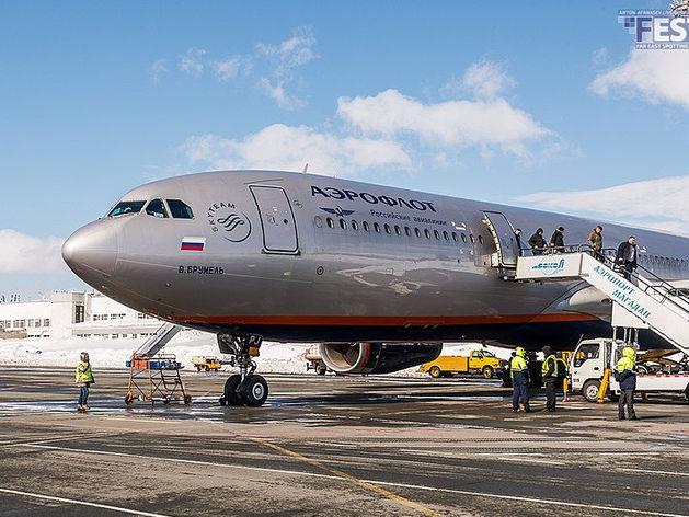 «Аэрофлот» эксклюзивно летает за рубеж. Но международное авиасообщение еще не открыли