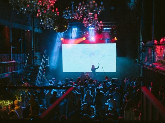 Концерт в клубе «Дом печати»