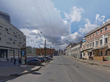 Дорога уже, тротуары — шире. Опубликована концепция благоустройства улицы Алексеевской