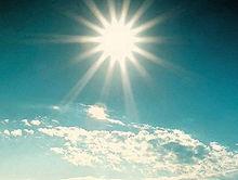 «Жареное солнце» накроет Красноярск в начале июля