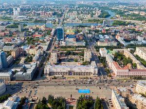 В Челябинск прибыли маршрутки из Твери