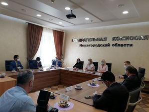 Председатель облизбиркома встретилась с иностранными экспертами