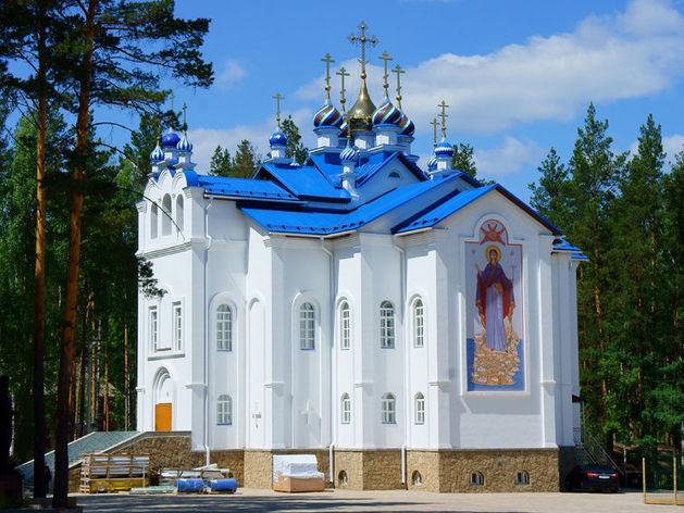 Монастырь в честь иконы Богоматери «Спорительница хлебов»