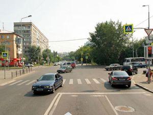 Улицу Железнодорожников в Красноярске закрывают для грузовиков