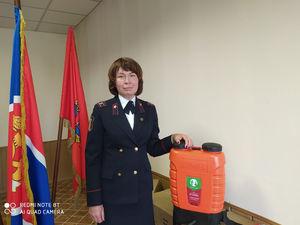 МТС помогает добровольцам бороться с лесными пожарами