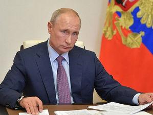 Путин попросил еще стабильности и времени для укрепления России