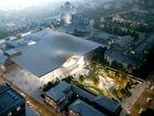 В Екатеринбурге начали сносить дом для строительства филармонии по проекту бюро Захи Хадид