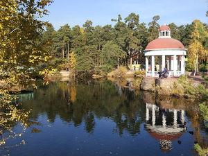 В Челябинске в парке Гагарина появились новые аттракционы