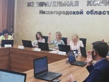 В избирательной комиссии Нижегородской области подвели итоги голосования